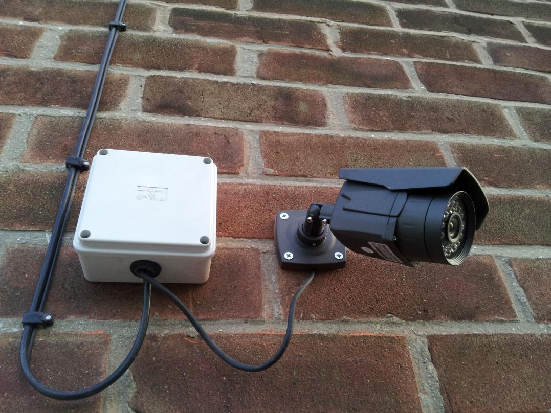 External Power To 12v Cctv Camera Diynot Forums